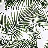 Klebefolie Möbel Selbstklebend Grüne Blätter 45cmX5m Wasserdicht Möbelfolie Folie Tapete...