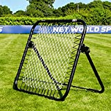 RapidFire Rebound-Netz  sprunghafter Fuball Rebounder  EIN- oder doppelseitig (Einseitig)