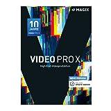 MAGIX Video Pro X – Jubiläumsversion 10 – Preisgekrönte Software für professionelle...