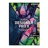 Xara Designer Pro X– Version 15 – Webdesign, Bildbearbeitung, Grafikdesign, DTP &...