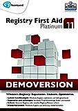 Registry First Aid 11 Platinum - Kostenlose Demoversion! Windows 10|8|7|Vista|XP [Download]
